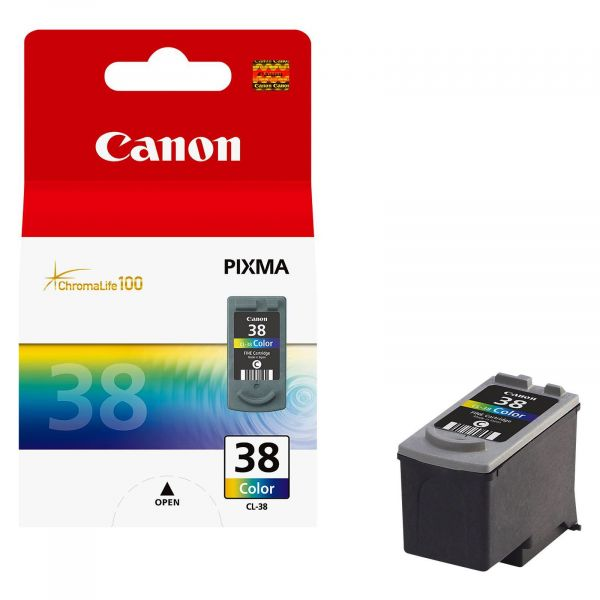 Canon CL-38 Colour Ink
