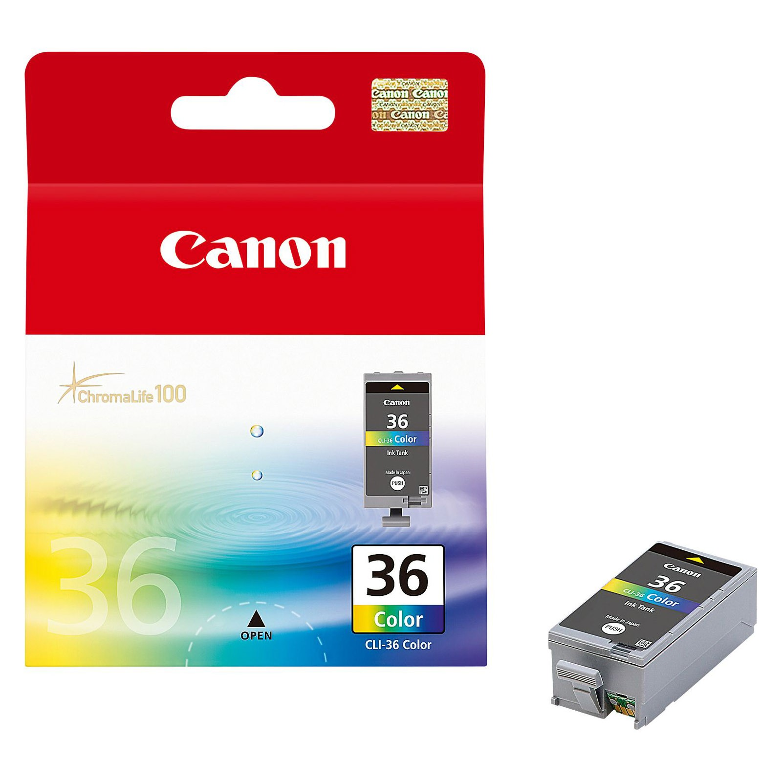 Canon CLI-36 Colour Ink