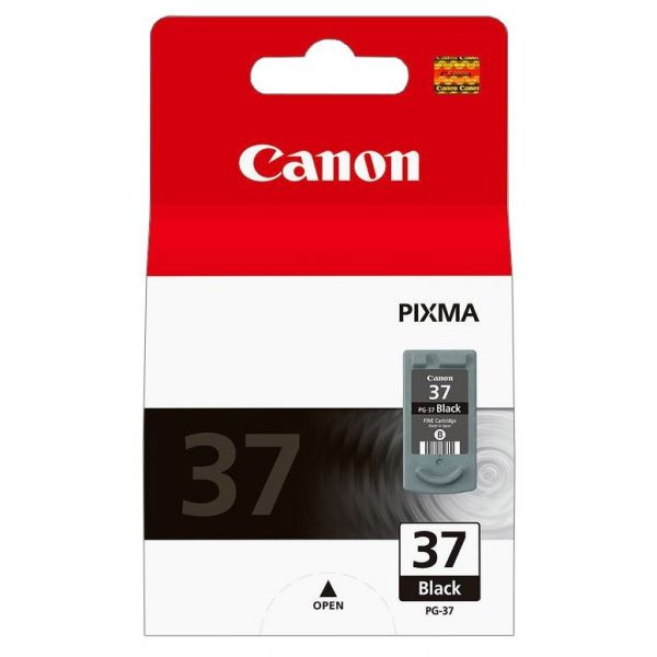 Canon PG-37 Black Ink