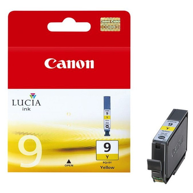 Canon PGI-9Y Yellow Ink