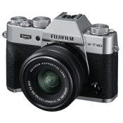 Fujifilm X-T30 Silver XC 15-45mm