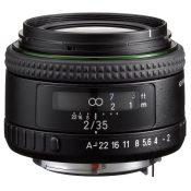 Pentax 35mm F2 HD FA